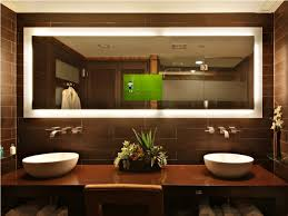 lighted wall mounted mirrors for bathrooms fleurdelissf lighted