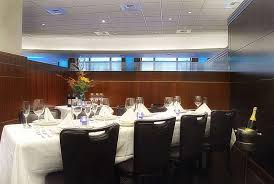 private fine dining hospitality design of bluacre seafood