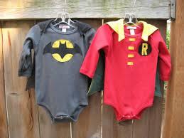 Infant Robin Costume 10 Halloween Baby Costume Onesies