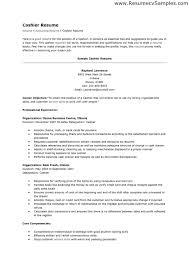 good customer service skills resume cashier objective resume examples