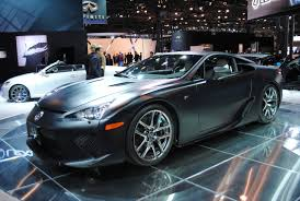 lfa lexus black lexus lfa review and photos