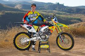motocross racing 2014 blake baggett joins yoshimura suzuki for 2015 transworld motocross