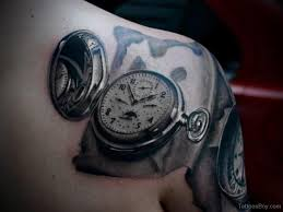 clock tattoos tattoo designs tattoo pictures page 12
