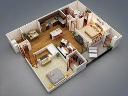 modern 2 bedroom apartment floor plans this is minimalist open floor 2 bedroom apartment design read