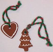 recipes cinnamon applesauce dough ornaments gingerbread