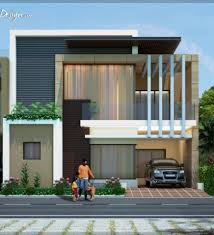 Low Cost Contemporary House Kerala Home Design And Floor Modern - Home designer cost