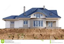 Das Haus Das Haus Aufgebaut Auf Sand Stock Fotos Melden Sie Sich Kostenlos An