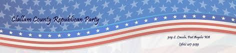 American Flag Header Clallamrepublicans Org
