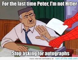 60 Spiderman Memes - 60s spiderman meme http psychocrypt com mellow einstein