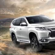 All New Pajero Sport List Kap Mobil Depan Molding Chrome dealer mitsubishi pekanbaru riau