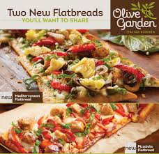 olive garden mediterranean flatbread olive garden epicfoods