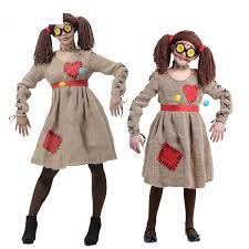 Voodoo Doll Costume Halloween Child Doll Costume Promotion Shop Promotional Child Doll