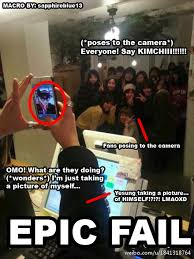 Fail Meme - yesung epic fail meme by sapphireblue13 on deviantart