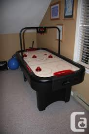 Halex Hockey Table Halex Air Hockey Table 6 Ft X 3 Ft South Surrey For Sale In