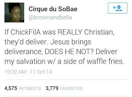Chick Fil A Meme - chick fil a is b a e meme by jollyfool memedroid