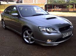 gold subaru legacy nairobimail subaru legacy b4 spec b 2005 grey