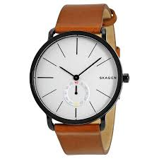 amazon black friday mens watch step up your casual friday style with this skagen quartz movement