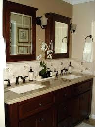 bathroom tile backsplash ideas bathroom vanity backsplash ideas brilliant bathroom vanity ideas