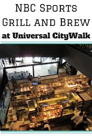 universal city walk halloween sports grill and brew at universal citywalk