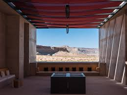 amangiri big water ut one of the aman resorts see article