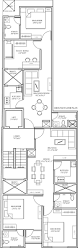 Foresta Floor Plan by Compare Aashish Group The Foresta Vs Icarus Builders Shivansh