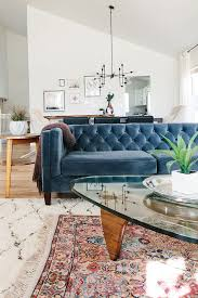 Blue Sofa Set Living Room by A Home That Beautifully Blends Tradition And Trends Layering