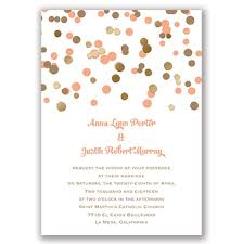 polka dot invitations unbelievably awesome polka dot wedding invitations
