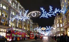 london lights shine bright lose weight and gain health