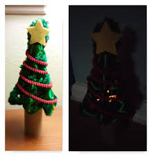 toilet paper tube christmas tree craft and giftatree program