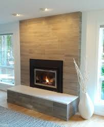 fireplace ideas with tile home design planning in