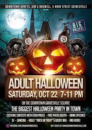 halloween looming closer grownup gainesville