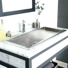 trough sink with 2 faucets trough sink with 2 faucets extraordinary trough sink with 2 faucet