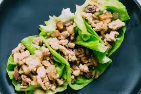 cuisine table int r chicken lettuce wraps chicken lettuce wraps
