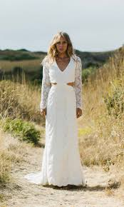 side cut out wedding dresses archives bohemian wedding dresses