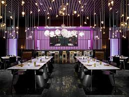 Luxury Restaurant Design - interior vintage restaurant decor ideas with grey and brown theme
