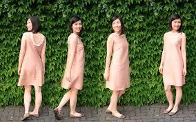 pattern a line shift dress nette guest post at icandy diy candy sundress