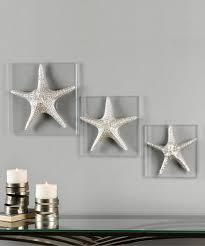 wooden starfish wall decor how to do starfish wall decor image of wire starfish wall decor