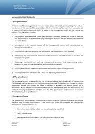 service contract quality control plan best resumes curiculum