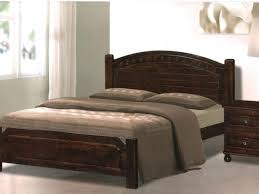 bed frame furniture bedroom stunning master size tall headboard