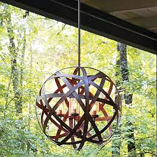 Cleveland Outdoor Chandelier Carson Outdoor Chandelier By Hinkley Lighting At Lumens Com