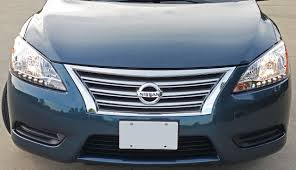 nissan sentra light blue 2015 nissan sentra sv road test review carcostcanada