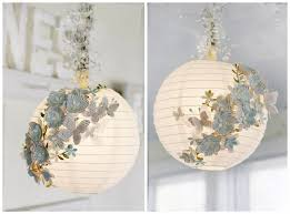 lanterns home decor how to turn plain paper lanterns into swanky home decor how to