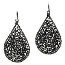 black chandelier earrings 45 black teardrop earrings black teardrop vintage earrings