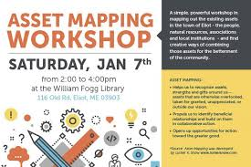 asset mapping upcoming events asset mapping workshop william fogg library