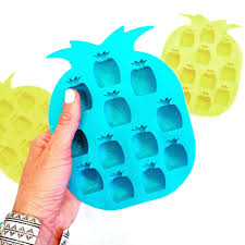 pineapple ice cube trays miscellaneous pinterest ice cube