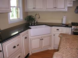 Corner Kitchen Sink Ideas Adorable Corner Kitchen Sink Cabinet Hbe Layout Callumskitchen