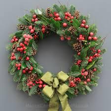 fresh christmas wreaths happy hedgerow fresh christmas wreath magical christmas wreaths