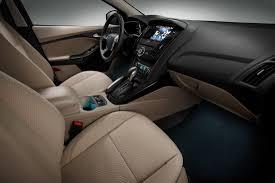 2000 Ford Focus Interior Ford Focus Electric 2012 Cartype