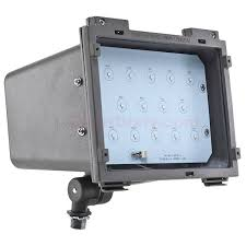 small led flood lights sign wall wash outdoor commercial lighting