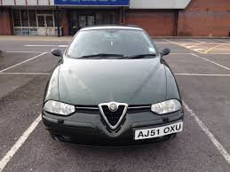 used alfa romeo 156 cars second hand alfa romeo 156